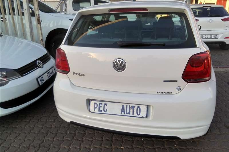 Used 0 VW Polo