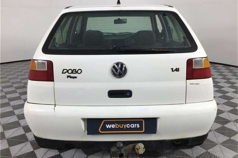 VW Polo Playa 2000