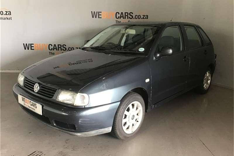 VW Polo PLAYA 2002