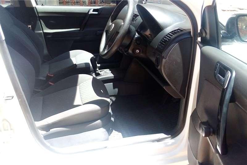VW Polo sedan 1.4 Comfortline 2004