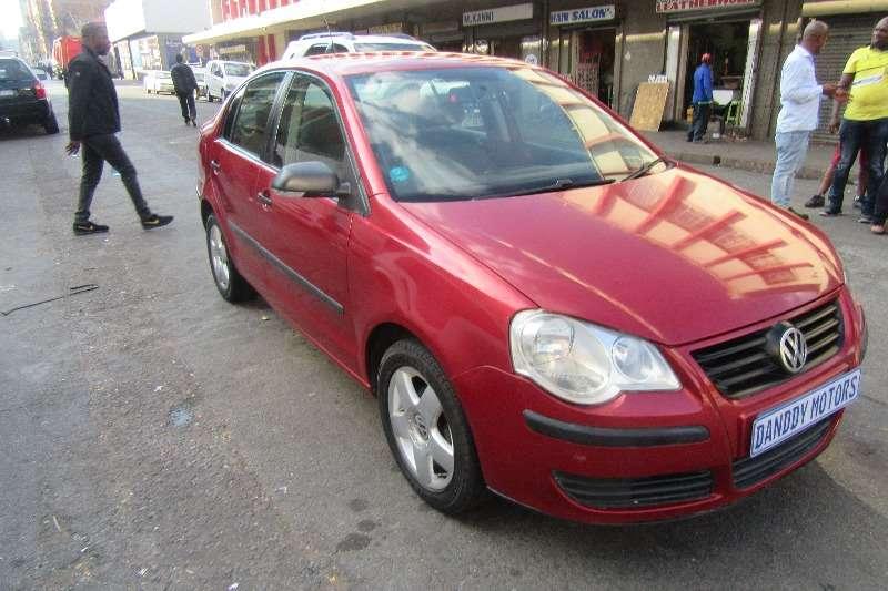 VW Polo sedan 1.4 Comfortline 2007