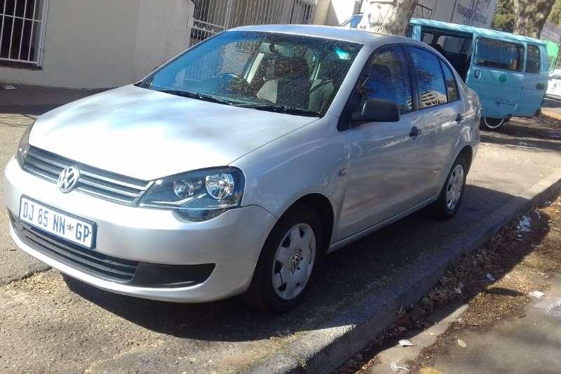 VW Polo sedan 1.4 Comfortline 2011