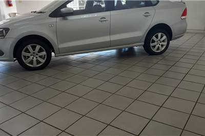 Used 2012 VW Polo sedan 1.4 Comfortline