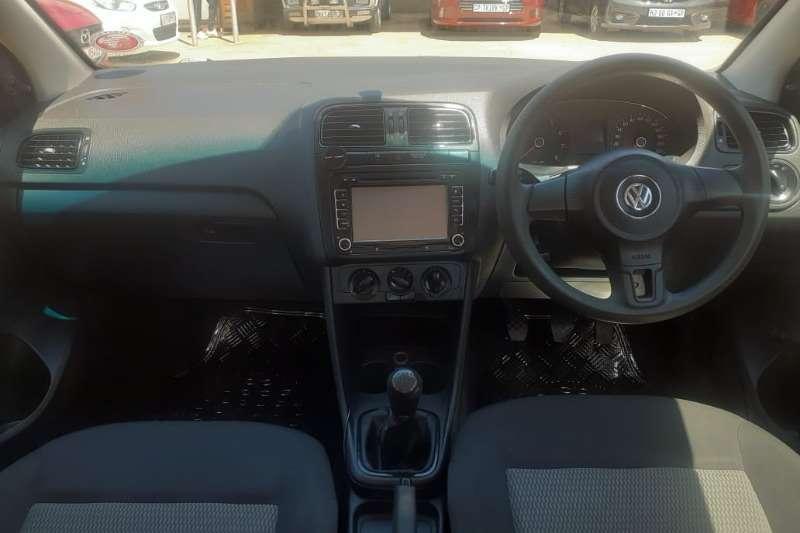 Used 2013 VW Polo sedan 1.4 Comfortline