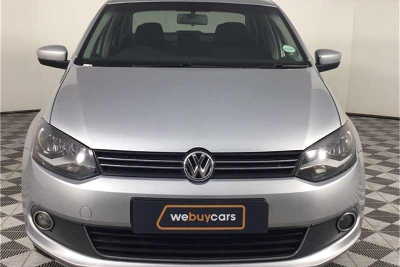 2014 VW Polo Polo sedan 1.4 Comfortline