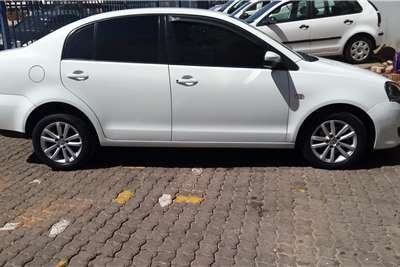 Used 2015 VW Polo sedan 1.4 Comfortline