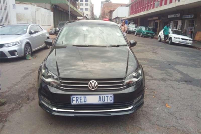 VW Polo sedan 1.4 Comfortline 2016