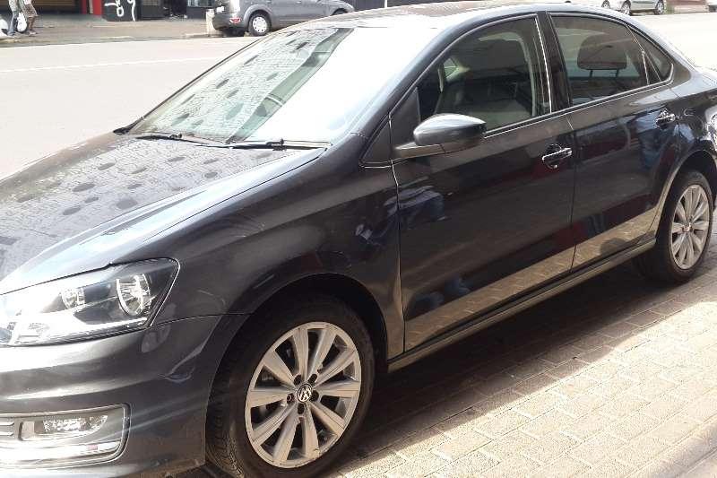 Used 2017 VW Polo sedan 1.4 Comfortline