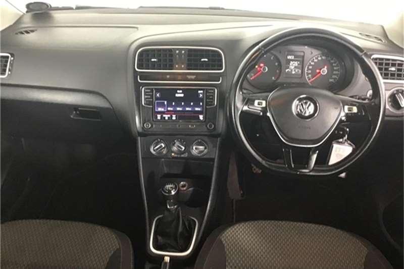 VW Polo sedan 1.4 Comfortline 2018
