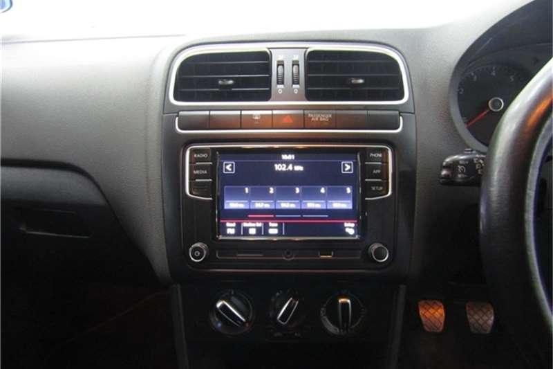 2018 VW Polo Polo sedan 1.4 Comfortline