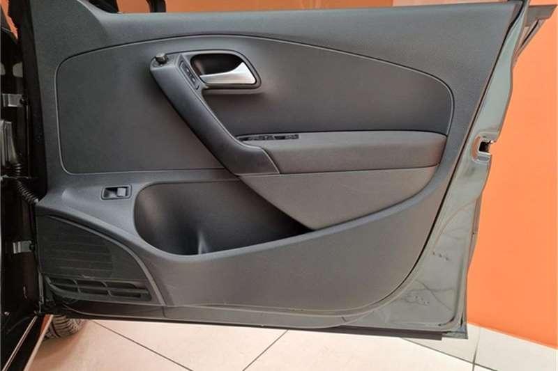 Used 2018 VW Polo sedan 1.4 Comfortline