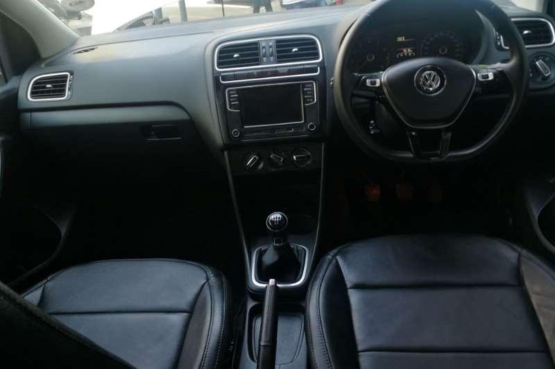 VW Polo sedan 1.4 Comfortline 2019