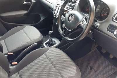 Used 2019 VW Polo sedan 1.4 Comfortline
