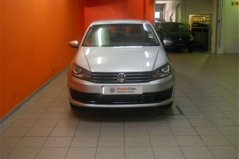 VW Polo sedan 1.4 Comfortline 2020