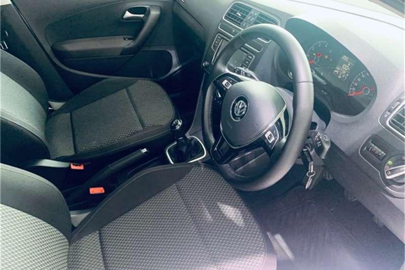 2021 VW Polo Polo sedan 1.4 Comfortline