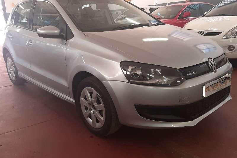 Used 2013 VW Polo sedan 1.4 Trendline