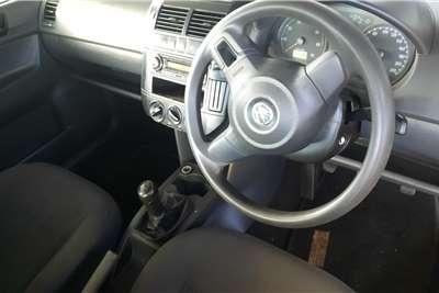 VW Polo sedan 1.4 Trendline 2014
