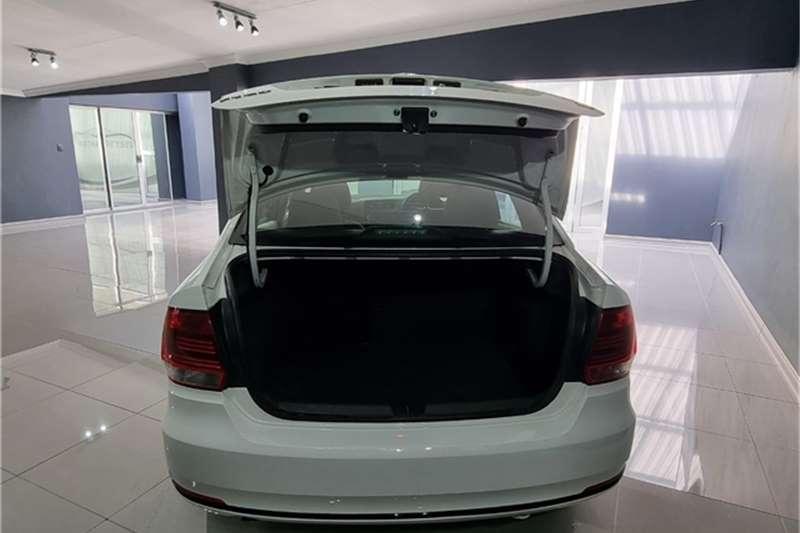 Used 2016 VW Polo sedan 1.4 Trendline