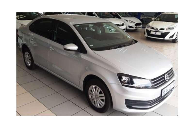 VW Polo sedan 1.4 Trendline 2018