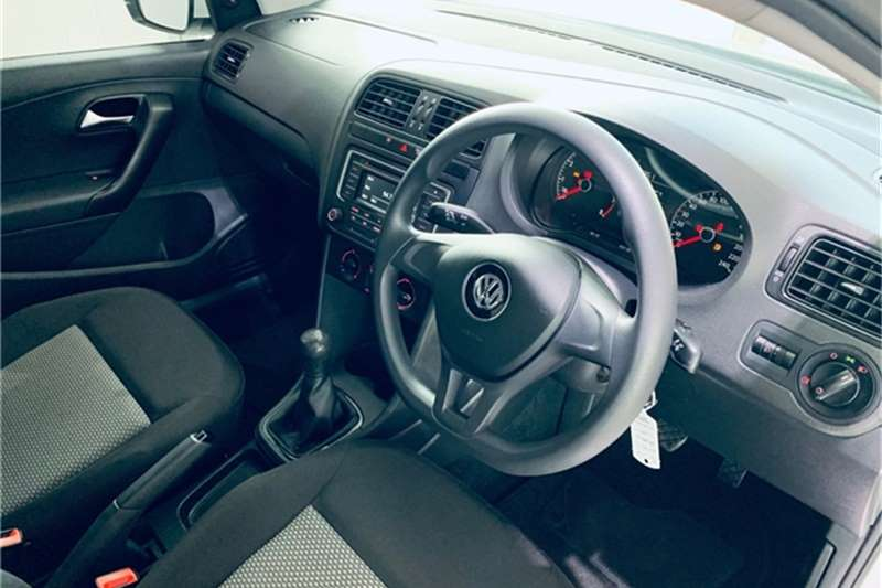 2018 VW Polo Polo sedan 1.4 Trendline