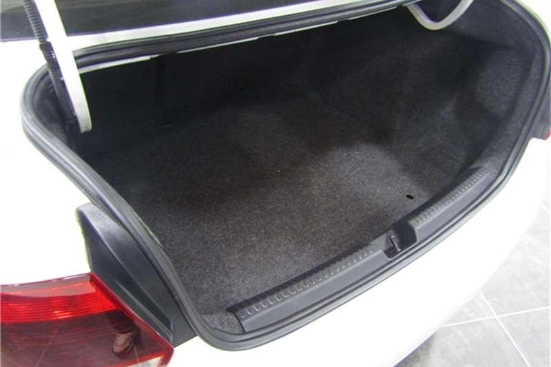 Used 2018 VW Polo sedan 1.4 Trendline