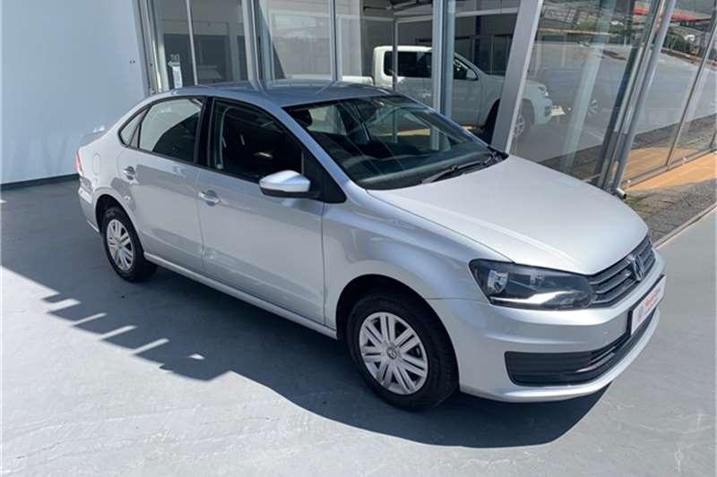 VW Polo sedan 1.4 Trendline 2019