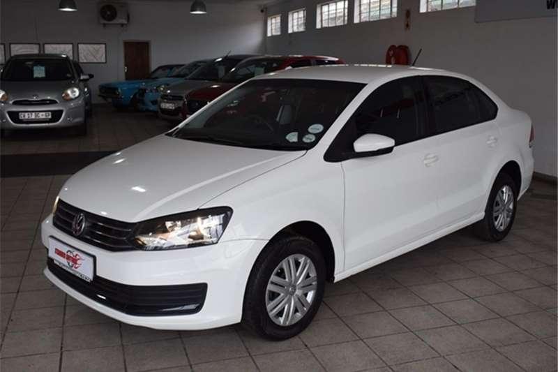 Used 2019 VW Polo sedan 1.4 Trendline