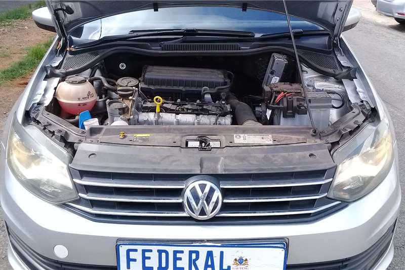 Used 2020 VW Polo sedan 1.4 Trendline