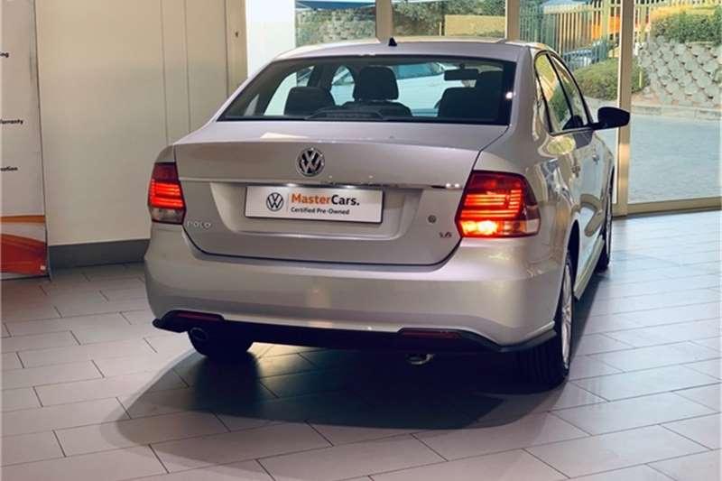 VW Polo sedan 1.4 Trendline 2020