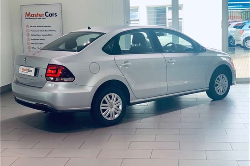 2020 VW Polo Polo sedan 1.4 Trendline