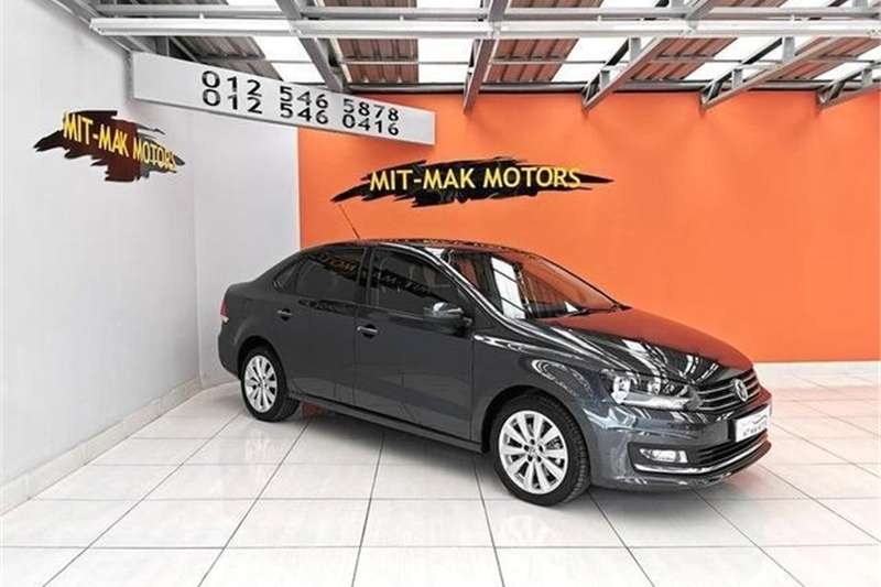 VW Polo sedan 1.5TDI Comfortline 2018
