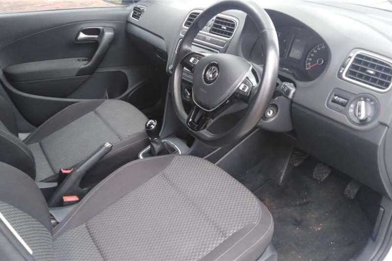 2018 VW Polo Polo sedan 1.5TDI Comfortline