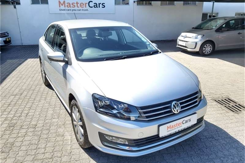 VW Polo sedan 1.5TDI Comfortline 2020