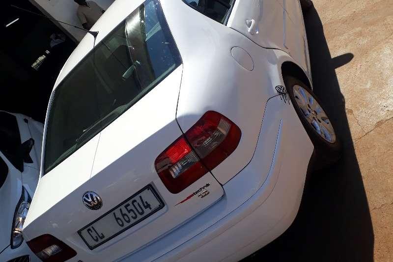 Used 2008 VW Polo sedan 1.6 Comfortline
