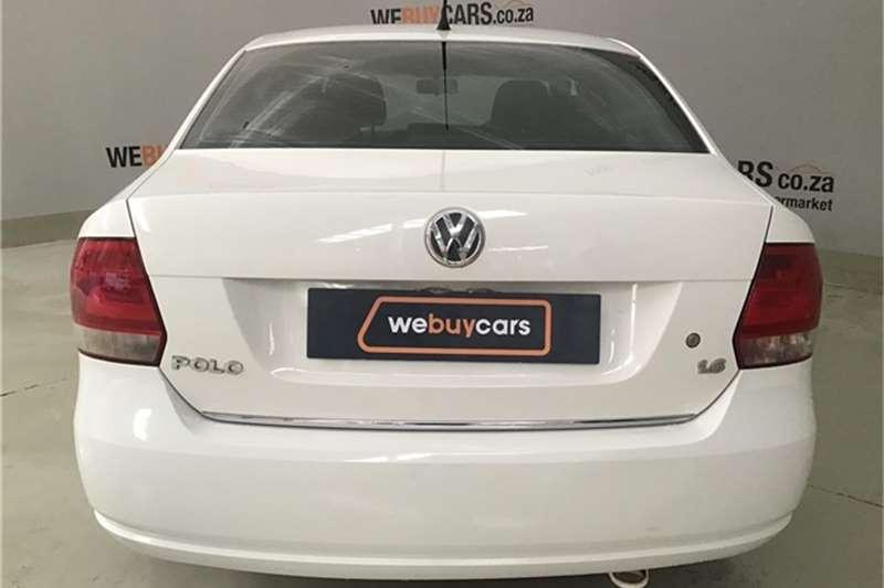 VW Polo sedan 1.6 Comfortline 2011