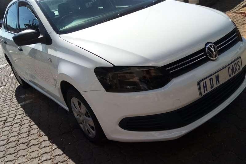 Used 2012 VW Polo sedan 1.6 Comfortline