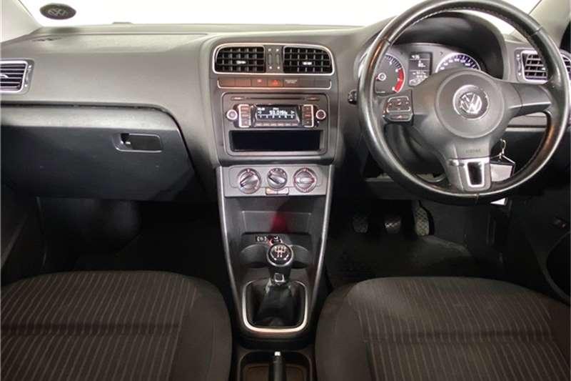 2012 VW Polo Polo sedan 1.6 Comfortline