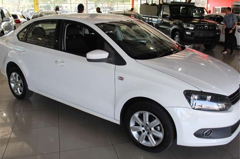 VW Polo sedan 1.6 Comfortline 2013