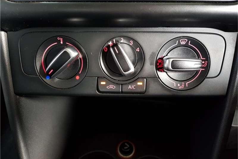 VW Polo sedan 1.6 Comfortline 2014
