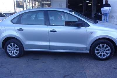Used 2015 VW Polo sedan 1.6 Comfortline