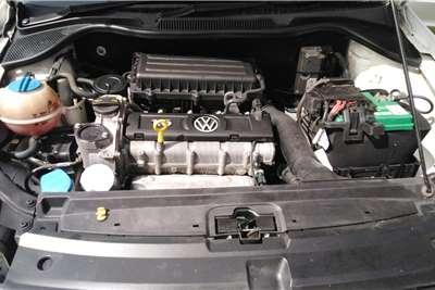 VW Polo sedan 1.6 Comfortline 2016