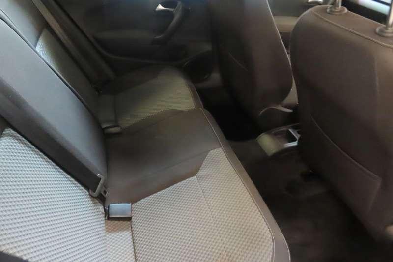 VW Polo sedan 1.6 Comfortline 2017