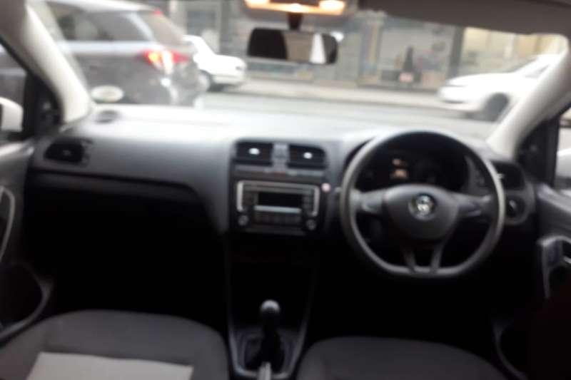 2018 VW Polo Polo sedan 1.6 Comfortline