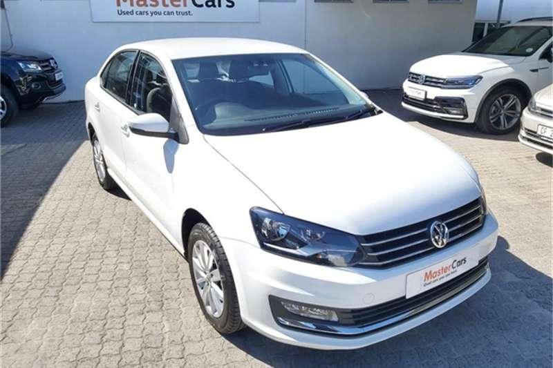 VW Polo sedan 1.6 Comfortline 2018