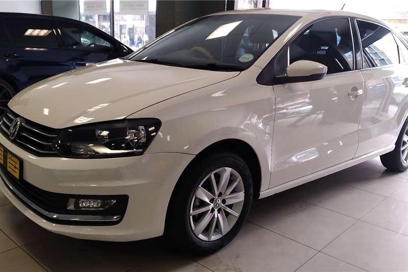 VW Polo sedan 1.6 Comfortline 2019
