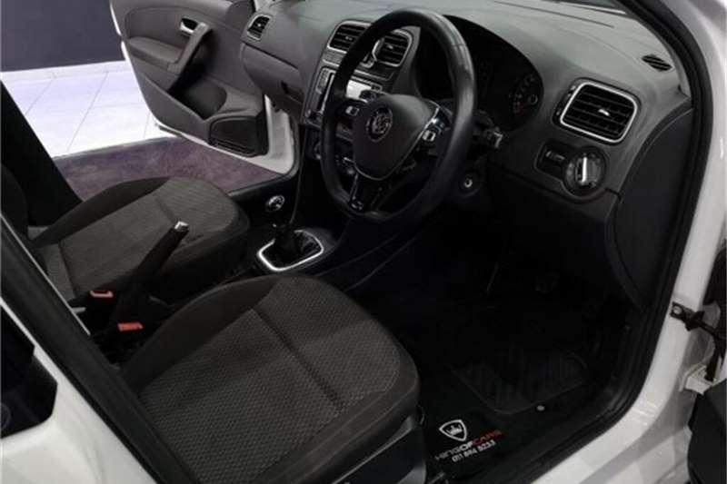 Used 2019 VW Polo sedan 1.6 Comfortline