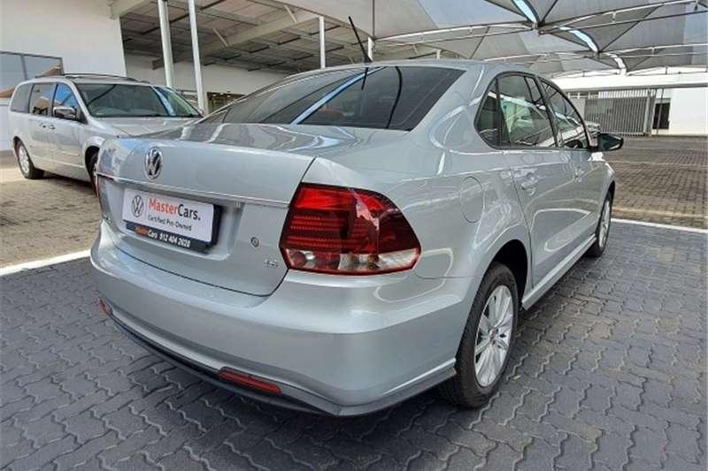 VW Polo sedan 1.6 Comfortline 2020