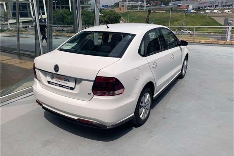 VW Polo sedan 1.6 Comfortline 2021