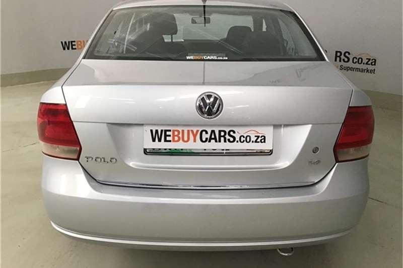 VW Polo sedan 1.6 Comfortline auto 2012