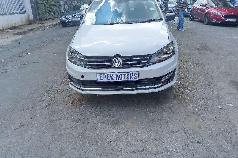 Used 2013 VW Polo Sedan 1.6 TDi COMFORTLINE